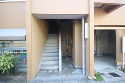 【エントランス】鶴甲コーポ37