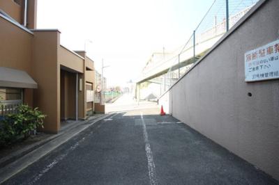 【ロビー】鶴甲コーポ37