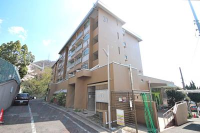 【外観】鶴甲コーポ37