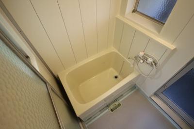 【浴室】鶴甲コーポ37