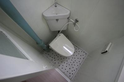 【トイレ】鶴甲コーポ37