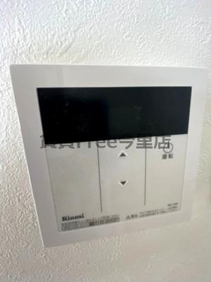 【設備】ヒルバレー桃谷 仲介手数料無料