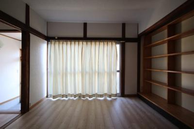 【居間・リビング】篠原本町4丁目貸家