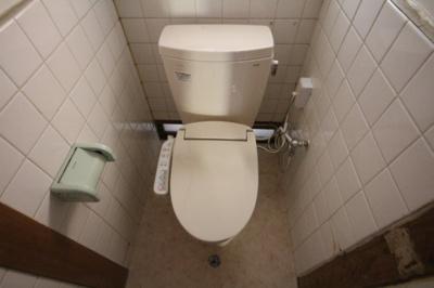 【トイレ】篠原本町4丁目貸家