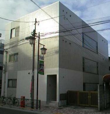 外壁コンクリートのデザイナーズマンション