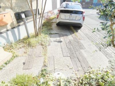 【駐車場】NS様邸(エヌエスサマテイ)