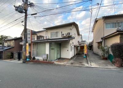 【外観】伏見区桃山最上町 建築条件付売土地