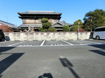 【駐車場】メゾン萩原A