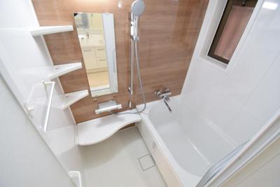 【浴室】丸林中山手メイト