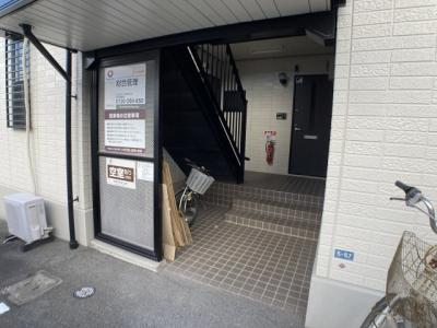 【エントランス】ラベンダーハウスⅡ