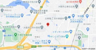 【地図】ラベンダーハウスⅡ