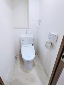 【トイレ】コンフォート南越谷 中古マンション