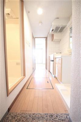 【玄関】エステムコート梅田茶屋町デュアルスペース