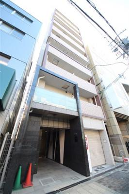 【外観】レジュールアッシュ大阪城EAST
