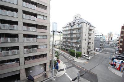 【展望】レジュールアッシュ大阪城NORD