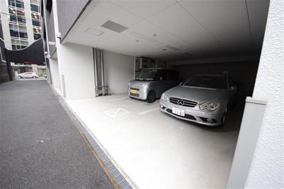【駐車場】セレニテ北浜