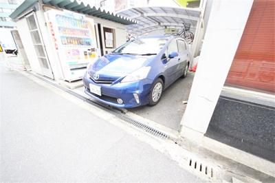 【駐車場】モンサンミッシェル北浜