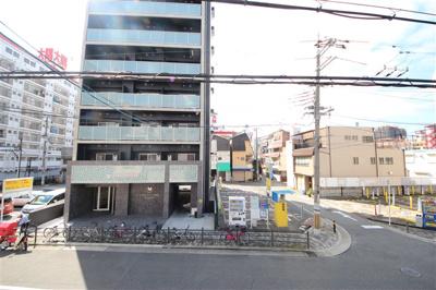 【展望】SOLEIL NANBA MINAMI