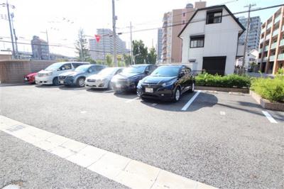 【駐車場】スプランディッドⅠ