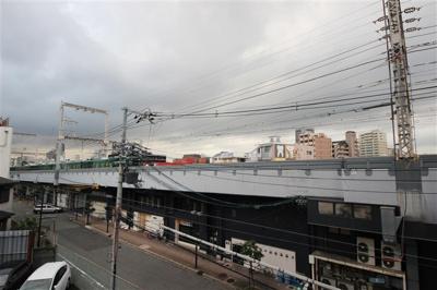 【展望】レジュールアッシュ大阪城北