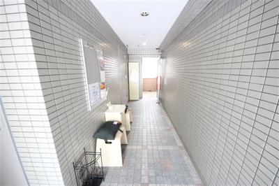 【ロビー】フォレスト森ノ宮