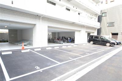 【駐車場】スプランディッド九条駅前