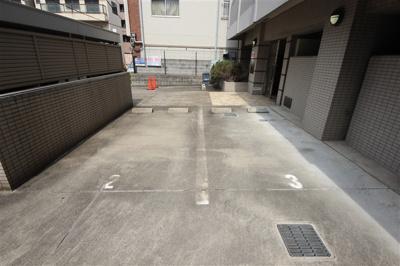 【駐車場】エイペックス天神橋I