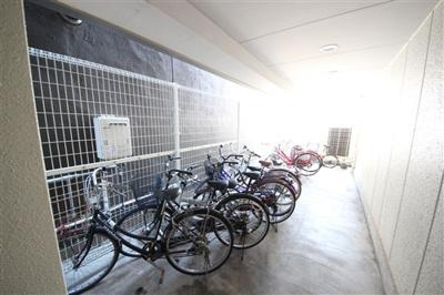 【駐車場】フィレンツェ四天王寺