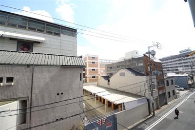 【展望】ラナップスクエア四天王寺