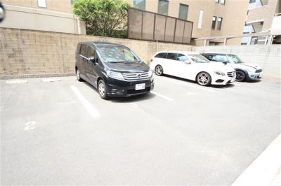【駐車場】エスリード難波グレイス