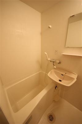 【浴室】プレサンス中之島公園南