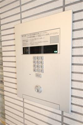 【セキュリティ】レジュールアッシュ福島CUEZ