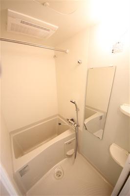 【浴室】レジュールアッシュ福島CUEZ