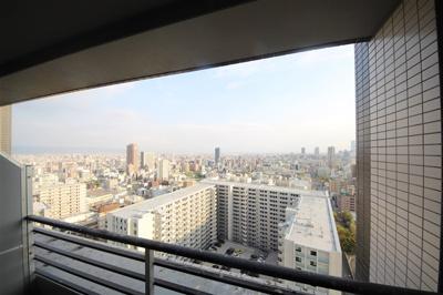【展望】メゾン・ド・ヴィレ大阪城公園前