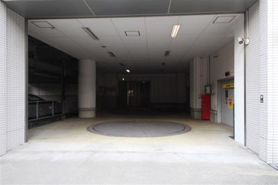【駐車場】メゾン・ド・ヴィレ大阪城公園前
