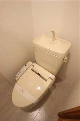 【トイレ】インベスト本町WEST