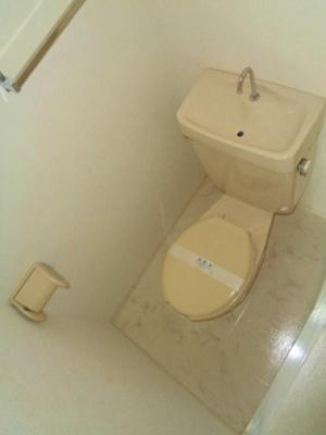 【トイレ】シャルマン昭和町