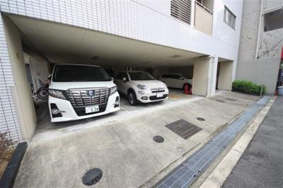 【駐車場】アーデンタワー北堀江