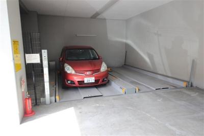 【駐車場】CASSIA難波