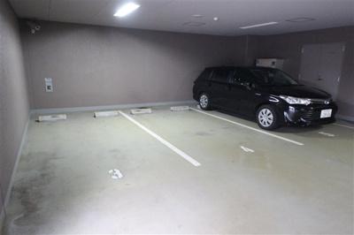 【駐車場】S-RESIDENCE福島Luxe