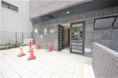 【エントランス】アドバンス心斎橋グランガーデン
