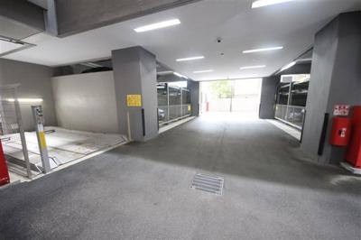 【駐車場】アーデン谷町