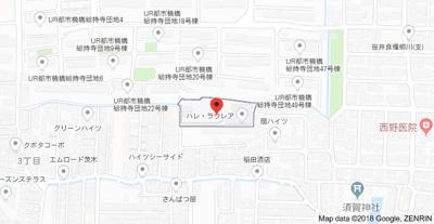 【地図】ミノル