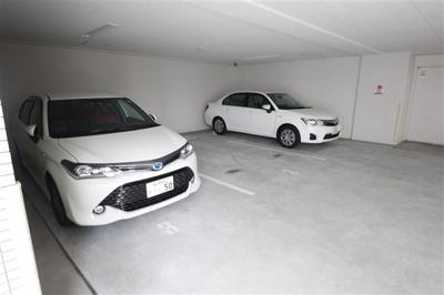【駐車場】グレイス難波南