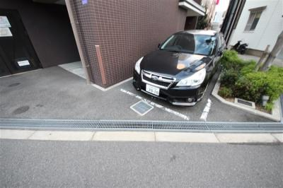 【駐車場】プリマベラ福島