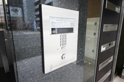 【セキュリティ】新大阪南グランドマンション