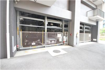 【駐車場】新大阪南グランドマンション