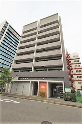 【外観】新大阪南グランドマンション
