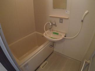 【浴室】マリーハイツA棟