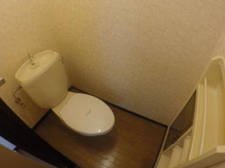 【トイレ】マリーハイツA棟